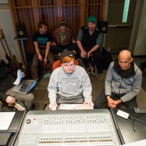 Music Studio Recording