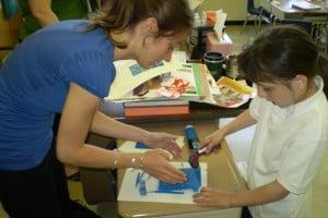 Art Education Student Teaching