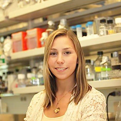 College of Saint Rose Biology degree alum Cathleen Green