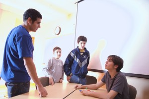Education Classroom setting