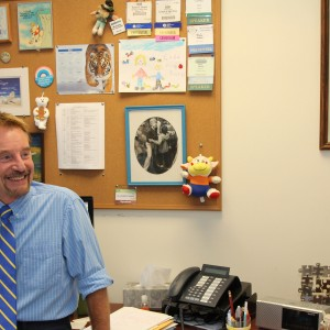 Owens in office