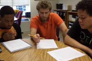 Student Tutoring in Student Success Center