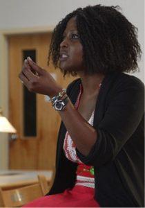 Francisca Oyogoa