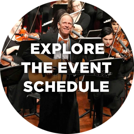 Explore the Events Schedule