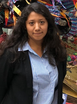 Guadalupe Chavez '16 is doing Fulbright research in Mexico.