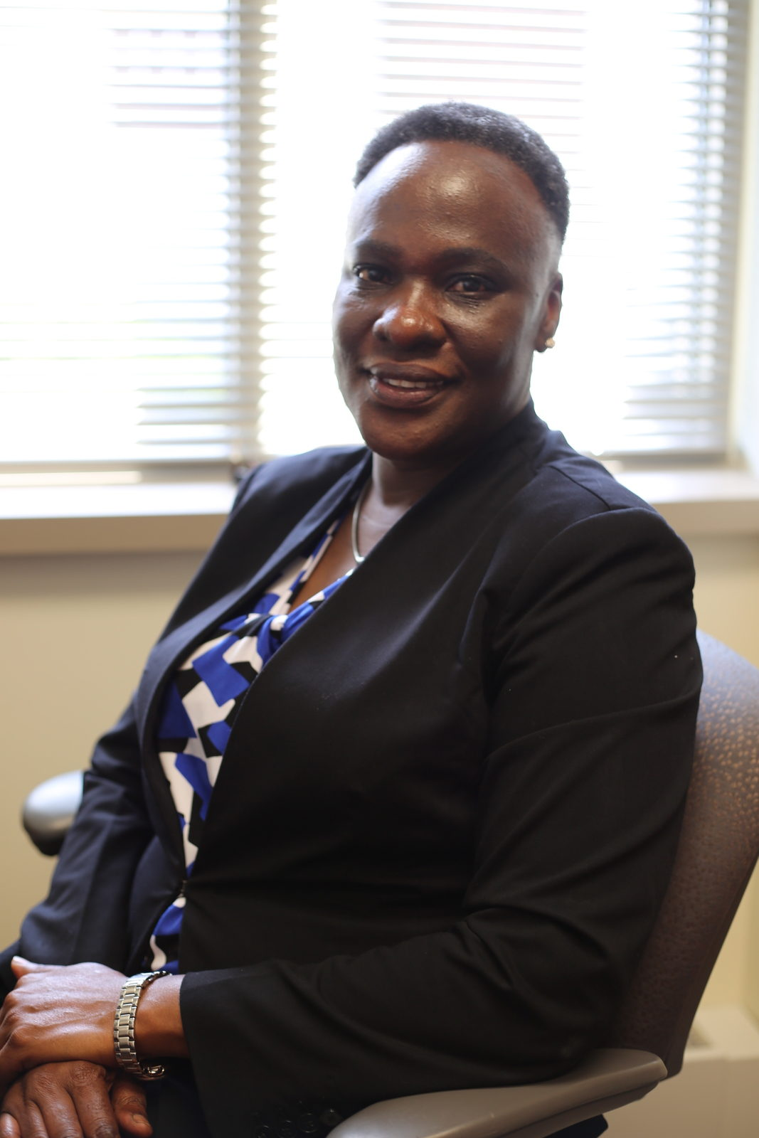 Michelle McAnuff-Gumbs, Associate Professor of Literacy and Graduate Literacy Program Co-Chair